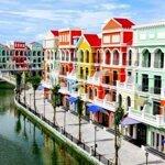 Bán Shophouse Mặt Hồ Dự Án Grand World Phú Quốc, Số Lượng Có Hạn Dt 100 - 120M2 Lh 0949306109
