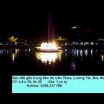 Bán Đất Gần Trung Tâm Thị Trấn Thứa, Huyện Lương Tài, Bắc Ninh. 4,6X20M Giá 1,Xx Tỷ.0355.317.789