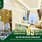 tài chính vững vàng - sở hữu dễ dàng căn hộ 2pn đẳng cấp tại Hạ Long, Quảng Ninh