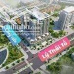Bán Căn Góc 2 Phòng Ngủ Tại Lotus Central Bắc Ninh, Đẹp Nhất Tòa Nhà 0977 432 923