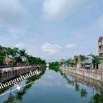 Bán 2 Lô Biệt Thự Liền Nhau Mặt Sông Phú Xuân - Kim Chân