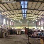 Cho Thuê Nhà Xưởng Công Nghiệp Tại Biên Giang, Hà Đông, Hà Nội Diện Tích 1000 Đến 7000M2