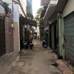 Nhà Bán Quận5 Tân Thành Phó Cơ Điều 4Tầng Giá Chỉ 4Tỷ Khu Thuê 10Tr Tháng