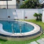 Cho Thuê Villa Hồ Bơi 4 Phòng Ngủ Kinh Doanh