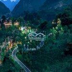 Nam Ban Villas - Chuyện Tình Mây Và Núi