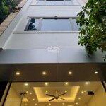 Cho thuê nhà riêng Quang Trung, Hà Đông, 40m2x5T 5PN 10tr/th, nhà mới,ô tô tránh kinh doanh