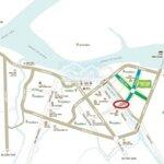 Bán Đất Thổ Cư 4.5X25M; 5X25M Sổ Đỏ Giá Rẻ So Với Thị Trường Tại Kdc Vinh Long New Town, Phường 5
