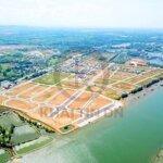 Đất Nền Dự Án Ven Sông Trường Giang, Khu Biệt Thự, Đường 15M, Lề 6M