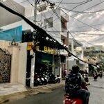 Bán Nhà Mặt Tiền Đường Võ Thành Trang, P11, Tân Bình. Mặt Tiền Kinh Doanh Sầm Uất Dt: 4M X 16M