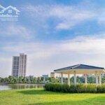 Bán Lô Biệt Thự Trung Tâm Thành Phố Bắc Giang Hướng Nam Nhìn Ra Khuôn Viên Cây Xanh Và Hồ 4,5Ha