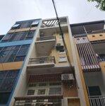 Cho thuê nhà tại Nguyễn Xiển, diện tích 51m2 x 5 tầng, giá 18tr