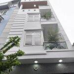 Nhà mới đường Nguyên Hồng 2 lầu HXH 5PN 5WC