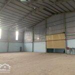 Kho xưởng Q. Tân Phú - gần Tân Bình, DT 150m2 đến 700m2 có bảo vệ 24/7 giá 80nghìn/m2/tháng