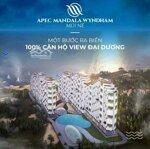 Chung Cư Apec Mandala Wyndham Mũi Né 32M² 500Tr