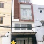 Nhà mới HXT Phan Văn Trị 5x11m trệt lửng 3 lầu ST giá 20tr/th