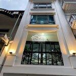 Nhà Trương Định 35m2 *5 tầng,mặt tiền hơn 4m.