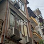 Nhà 35m 5 tầng mặt ngõ 211 Khương Trung kinh doanh