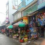Nhà Mặt tiền kinh doanh chợ Bình Thành, Bình Tân