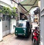 Xã Hàng Nhà HXH 4x10m, 1 Lầu, Phạm Văn Chiêu, F.14