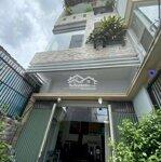 Giá cực tốt cho căn nhà hai tầng, giáp Tân Bình.