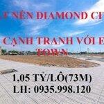 Đường 7M5 Sát Trạm Thu Phí Điện Bàn, 1.05 Tỷ