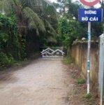 Bán Đất Nền Thị Xã Cai Lậy Đường Xe Hơi 3M