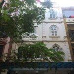 Nhà Riêng Ngõ 20 Trương Định Dt45M2X5T Giá 18Tr