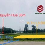 Còn Duy Nhất 1 Lô Lối 1 Đường Nguyễn Huệ, Cách Biển Chỉ Hơn 300M. Giá Siêu Rẻ 096.123.9896