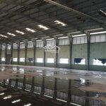 Cần Cho Thuê Kho, Nhà Xưởng 6000M2 Trong Khuôn Viên 60.000M2 Tại Kcn Hiệp Phước, Nhà Bè, Tp.hcm