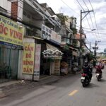 Mặt Tiền Bàu Cát Gần Chợ Bà Hoa Tân Bình