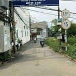 Nền Hẻm 160 Đường Tầm Vu - Hưng Lợi - Ninh Kiều