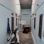 Bán Dãy Trọ Gồm 8 Phòng, Đường Kiệt Trần Thái Tông