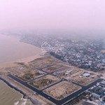 Đất Biện Thự Mặt Tiền Biển Dự Án Queen Pearl Marina Complex Lagi - 238M2 Ngang 10M Giá 30Tr Tl