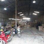 Cho Thuê Xưởng 1000M2 Mặt Tiền Đường Liên Huyện