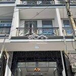 Nhà Xây Mới 4 Tầng,Mặt Tiền Lê Văn Lương Chính Chủ