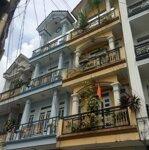 Bán Nhà 1 Trệt 3 Lầu Giá 3.75 Tl Tỷ, Đường 8M Nguyễn Thi Kiểu , P.ht , Q12. Lh: 0933805479