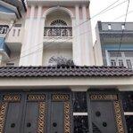 Bán Nhà 1 Trệt 3 Lầu 5X20M Giá 5 Tỷ Tl , Đường 5M Thông Nguyễn Thị Đặng, P.tth , Q12. Lh: 0933805