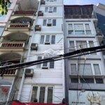 Bán Khách Sạn 8 Tầng 12 Phòng Quận Ba Đình.