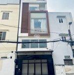 Nhà Hxt Phan Văn Trị: 5 X 12 _Lửng_3Lầu_5Pn_4Wc_4Ml.20Tr