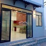 Bán Nhà 43M2 Mới 100% Giá 1Ty550 Bên Hông Kdc 91B