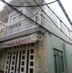 Bán Nhà Hẻm 123 Châu Văn Liêm