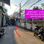 Nhà Lầu Hẻm 2 Mậu Thân Kế Chợ Xuân Khánh