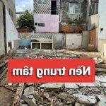 Nền Thổ Cư Đẹp Lắm Hẻm 80 Điện Biên Phủ- P. Tân An