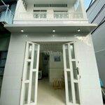 Bán Nhà Lầu Hẻm 123 Đường Châu Văn Liêm