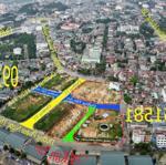 Đất Chợ Kim Tân
