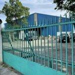 Bán Xưởng 1156 M2 Phường Thái Hoà Tân Uyên Bd