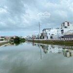 Nền Biệt Thự Bờ Kè Rạch Ngỗng Đoạn Hồ Bún Xáng