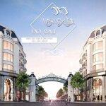 Siêu Phẩm Shophouse Cic Luxury Lào Cai