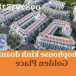 Bán Nhà Đối Diện Chợ Kim Tân Khu Phố Kinh Doanh Mặt Đường Hàm Nghi