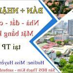 Cho Thuê Chung Cư Kim Thi, Ct2, Quán Bàu